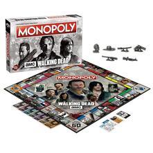 Monopoly. The Walking Dead