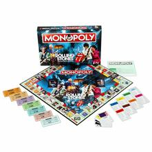 Collectors Edition Rolling Stones. Monopoly