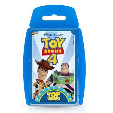 Image of Top Trumps Toy Story 4. Ed. Italiana (IT). Gioco da tavolo