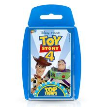 Top Trumps Toy Story 4. Ed. Italiana (IT). Gioco da tavolo