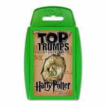 Top Trumps Harry Potter e i Doni della Morte. Parte 1. Ed. Italiana (IT). Gioco da tavolo