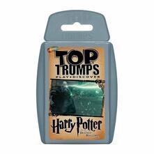 Top Trumps Harry Potter e i Doni della Morte. Parte 2. Ed. Italiana (IT). Gioco da tavolo