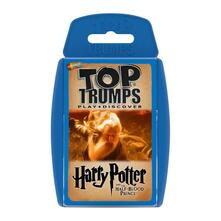 Top Trumps Harry Potter e il Principe Mezzosangue. Ed. Italiana (IT). Gioco da tavolo
