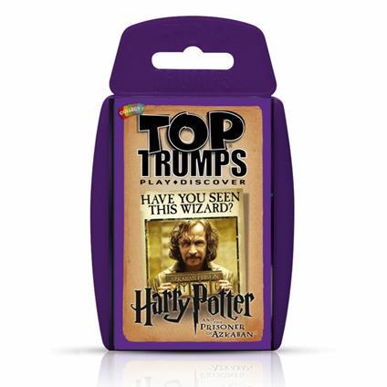 Image of Top Trumps Harry Potter e il Prigioniero di Azkaban. Ed. Italiana (IT). Gioco da tavolo