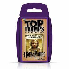 Top Trumps Harry Potter e il Prigioniero di Azkaban. Ed. Italiana (IT)