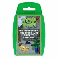 Top Trumps Unofficial Guide to Minecraft. Ed. Italiana (IT)