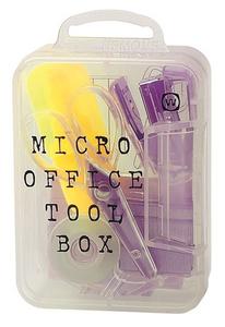 Cartoleria Box utensili per ufficio Micro Office Tool Box Trading Group