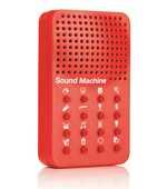 Idee regalo Sound Machine Classic Red NPW