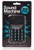 Idee regalo Sound Machine Horror NPW