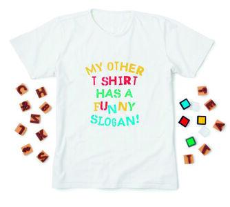Foto di Colori per T-Shirt, Giochi e giocattoli