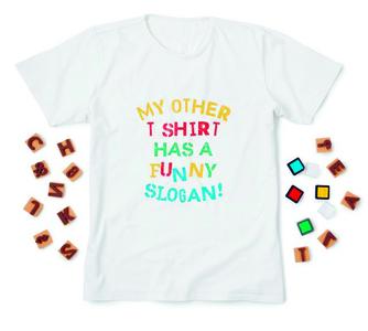 Giocattolo Colori per T-Shirt NPW 0