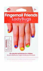 Tatuaggi Gingernail Ladybug