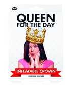Giocattolo Corona gonfiabile Queen for a Day NPW