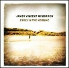 Early in the Morning - Vinile LP di James Vincent McMorrow