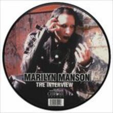 Interview (Picture Disc) - Vinile 10'' di Marilyn Manson