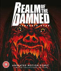 Realm of the Damned. Tenebris Deos (Blu-ray) - Blu-ray