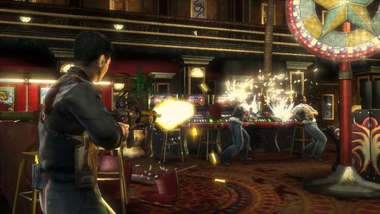 Videogioco John Woo presents Stranglehold Xbox 360 1