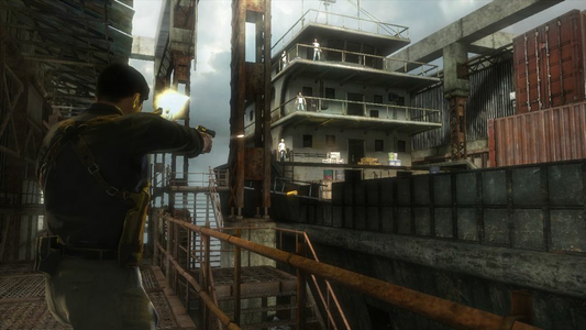 Videogioco John Woo presents Stranglehold Xbox 360 6