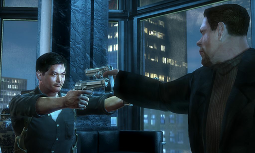 Videogioco John Woo presents Stranglehold Xbox 360 7