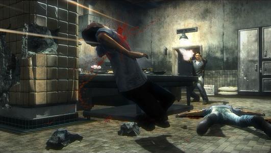 Videogioco John Woo presents Stranglehold Xbox 360 8