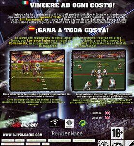 Videogioco Blitz: The League Xbox 360 10