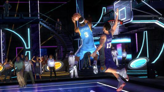 NBA Ballers Chosen One - 3