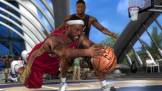NBA Ballers Chosen One - 5