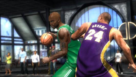 NBA Ballers Chosen One - 7