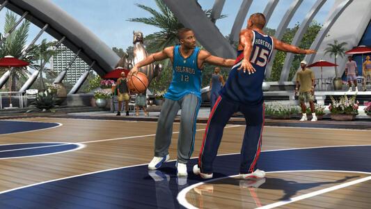 NBA Ballers Chosen One - 8