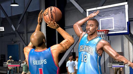 NBA Ballers Chosen One - 12