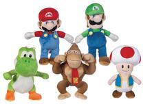 Peluche 30Cm Nintendo. Super Mario