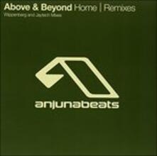 Home + Home (Remix) - Vinile LP di Above & Beyond