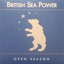 Open Season - Vinile LP di British Sea Power