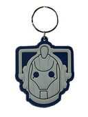 Idee regalo Portachiavi Doctor Who. Cyberman in Gomma Pyramid