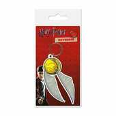 Idee regalo Portachiavi Harry Potter. Snitch in Gomma Pyramid