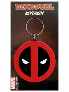 Portachiavi in gomma Deadpool (Symbol)