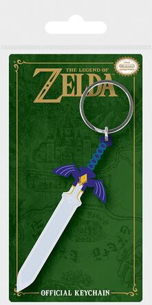 Portachiavi Legend Of Zelda. Master Sword