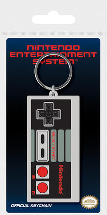 Portachiavi Nintendo. Nes Controller