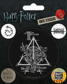 Idee regalo Set Adesivi Harry Potter. Symbols Pyramid