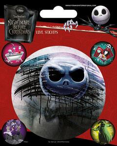 Set Adesivi Nightmare Before Christmas. Characters - 2