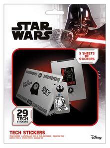 Force Star Wars Tech Stickers