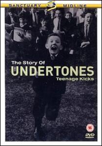 Undertones. Teenage Kicks - DVD