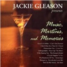 Music, Martinis - CD Audio di Jackie Gleason