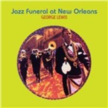 Jazz Funeral - CD Audio di George Lewis