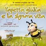 Cover CD Colonna sonora L'apetta Giulia e la signora Vita