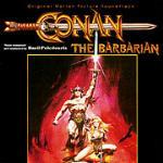 Cover CD Colonna sonora Conan il barbaro
