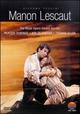 Cover Dvd DVD Giacomo Puccini. Manon Lescaut