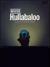 Film Muse. Hullabaloo. Live at le Zenith, Paris. (2 DVD)