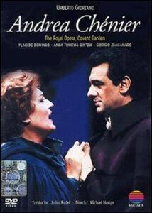 Umberto Giordano. Andrea Chenier di Michael Hampe - DVD