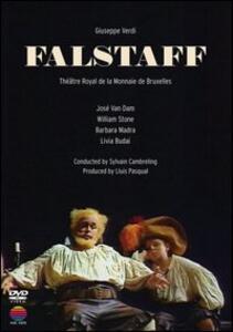 Giuseppe Verdi. Falstaff di Lluis Pasqual - DVD